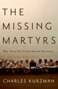 The Missing Martyrs 1st Edition 9780199766871 0199766878