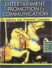 Entertainment Promotion and Communication 2nd Edition 9780757578373 0757578373