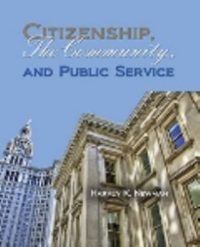 Citizenship the Community and Public Service 1st Edition 9780757577451 0757577458