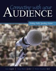 Connecting with Your Audience 1st Edition 9780757581397 0757581390