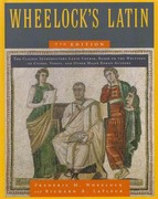 Wheelock's Latin 7th Edition 9780061997211 0061997218