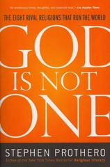 God Is Not One 0 9780061571282 0061571288