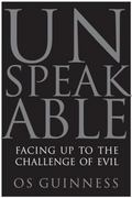 Unspeakable 1st Edition 9780060833008 0060833009