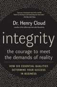 Integrity 1st Edition 9780061745188 0061745189