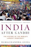 India after Gandhi 1st Edition 9780060958589 0060958588