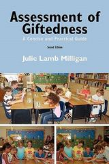 Assessment of Giftedness 1st Edition 9780982401293 0982401299