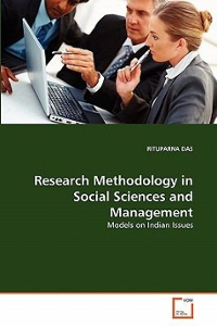 Research Methodology in Social Sciences and Management 0 9783639295467 3639295463