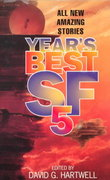 Year's Best SF 5 1st Edition 9780061757808 0061757802