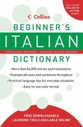 Collins Beginner's Italian Dictionary 2nd Edition 9780061374944 0061374946