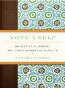 Note to Self 1st edition 9780061494154 0061494151