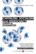 Capitalism, Socialism and Democracy 3rd Edition 9780061561610 0061561614