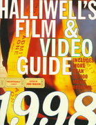 Halliwell's Film and Video Guide 1998 0 9780062735058 0062735055
