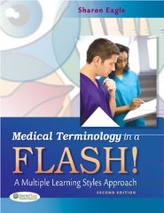 Medical Terminology in a Flash! 2nd Edition 9780803625662 0803625669