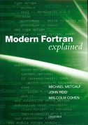Modern Fortran Explained 4th edition 9780199601424 0199601429