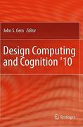 Design Computing and Cognition '10 1st edition 9789400705098 9400705093