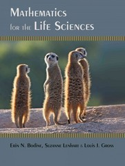 Mathematics for the Life Sciences 1st Edition 9780691150727 0691150729