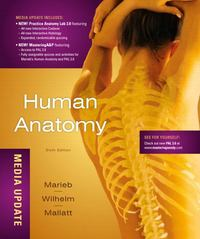 Human Anatomy, Media Update 6th edition 9780321753274 0321753275