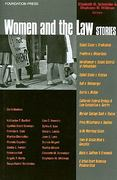 Women and the Law Stories 1st Edition 9781599415895 1599415895