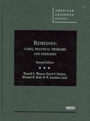 Remedies 2nd edition 9780314194220 0314194223