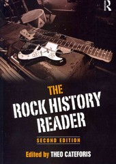The Rock History Reader 2nd Edition 9781136201028 1136201025