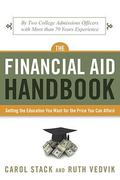 The Financial Aid Handbook 1st Edition 9781601631664 1601631669