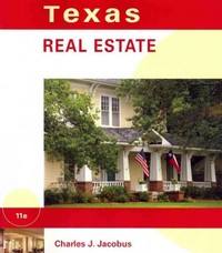 Texas Real Estate 11th Edition 9781111426958 1111426953