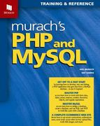 Murach's PHP and MySQL 1st Edition 9781890774561 1890774561