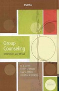 DVD for Jacobs/Masson/Harvill's Group Counseling: Strategies and Skills 7th edition 9780840034038 0840034032