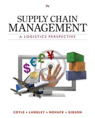 Supply Chain Management 9th Edition 9780538479189 0538479183