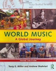 World Music 3rd Edition 9780415887144 0415887143