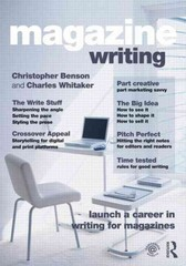 Magazine Writing 1st Edition 9780415892773 0415892775