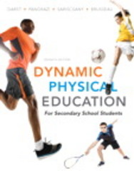 Dynamic Physical Education for Secondary School Students 8th Edition 9780321973016 0321973011