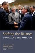 Shifting the Balance 1st Edition 9780815705628 081570562X