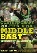 Contemporary Politics in the Middle East 3rd Edition 9780745652313 074565231X