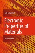 Electronic Properties of Materials 4th Edition 9781441981639 1441981632