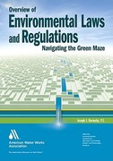 An Overview of Environmental and Water Laws and Regulations 1st Edition 9781583218150 1583218157