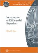 Introduction to Differential Equations 0 9780821852712 082185271X