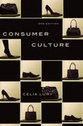 Consumer Culture 2nd Edition 9780813550671 081355067X