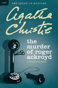 The Murder of Roger Ackroyd 1st Edition 9780062073563 0062073567