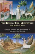 The Book of John Mandeville 1st Edition 9780872209350 0872209350