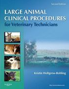 Large Animal Clinical Procedures for Veterinary Technicians 2nd Edition 9780323077323 0323077323