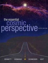 The Essential Cosmic Perspective 6th Edition 9780321718235 0321718232