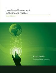 Knowledge Management in Theory and Practice 2nd Edition 9780262015080 0262015080