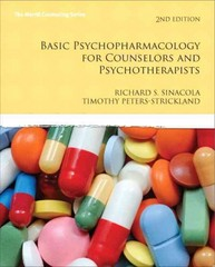Basic Psychopharmacology for Counselors and Psychotherapists 2nd Edition 9780133000344 0133000346