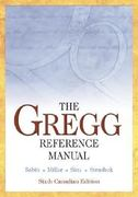 Gregg Reference Manual 6th edition 9780070891661 0070891664