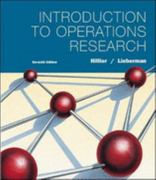 Introduction to Operations Research 7th edition 9780071181631 0071181636
