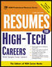 Resumes for High Tech Careers 3rd edition 9780071411554 0071411550