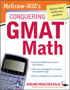 McGraw-Hill's Conquering the GMAT Math 1st edition 9780071485036 0071485031