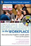 Improve Your English: English in the Workplace (DVD w/ Book) 1st edition 9780071497183 0071497188