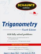 Schaum's Outline of Trigonometry, 4ed 4th Edition 9780071543507 0071543503